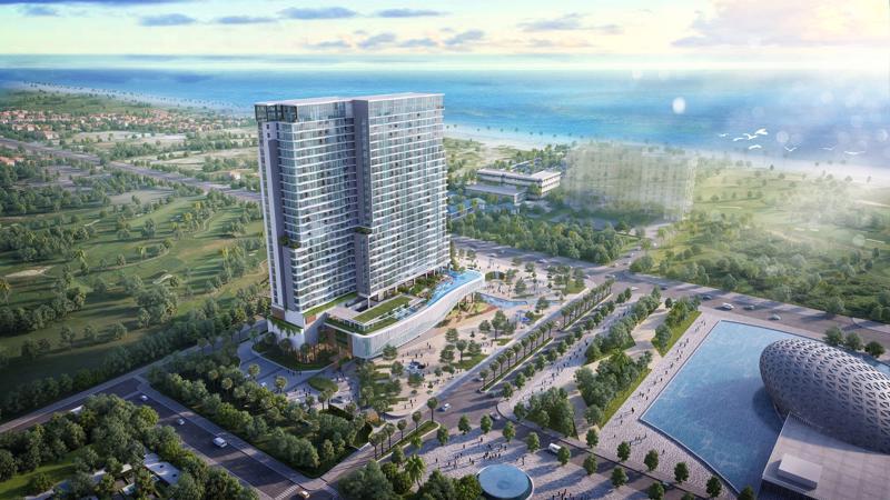 Khu tổ hợp du lịch giải trí đẳng cấp bậc nhất Đông Nam Á - Cocobay sẽ khai trương giai đoạn 1 vào tháng 7.