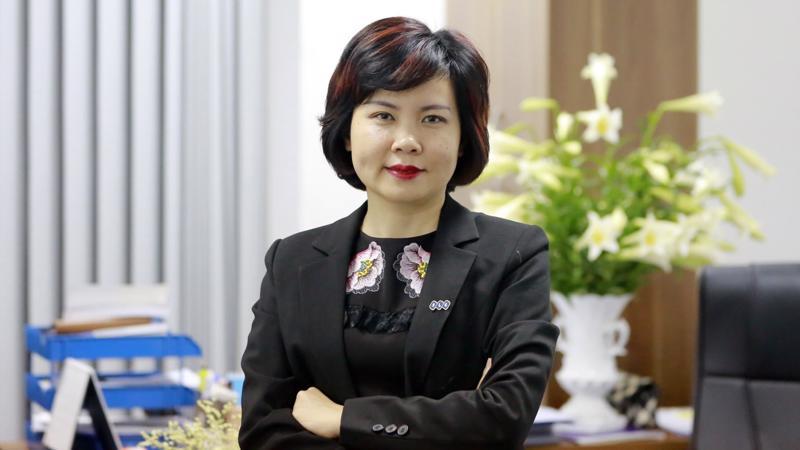 Bà Võ Thuỳ Dương, Phó Tổng giám đốc Tập đoàn FLC.