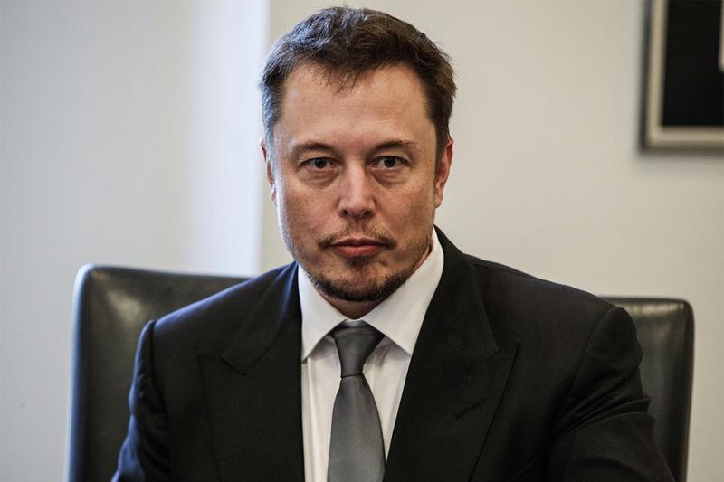 Ông Elon Musk, CEO hãng xe điện Tesla.<br>