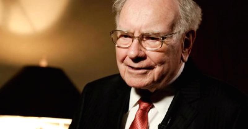 Nhà đầu tư huyền thoại, tỷ phú&nbsp; Warren Buffett.<br>