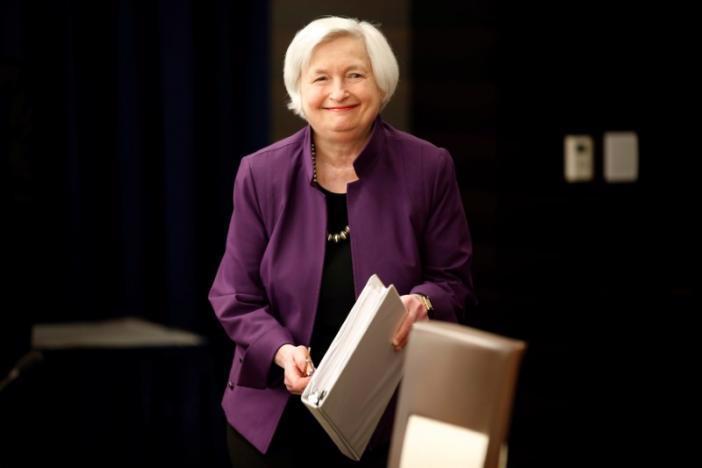 Chủ tịch FED Janet Yellen - Ảnh: Reuters.<br>