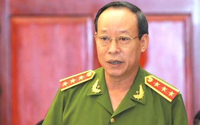 Thượng tướng Lê Quý Vương, Thứ trưởng Bộ Công an.