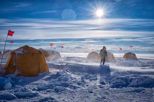 Du lịch vùng cực đang là xu hướng mới của người giàu Trung Quốc.<br>
