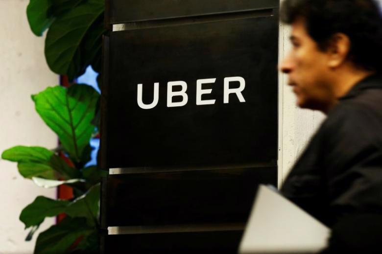 Trong mấy tháng qua, khoảng một chục nhân sự cao cấp của Uber đã lần lượt nghỉ việc - Ảnh: Reuters.<br>
