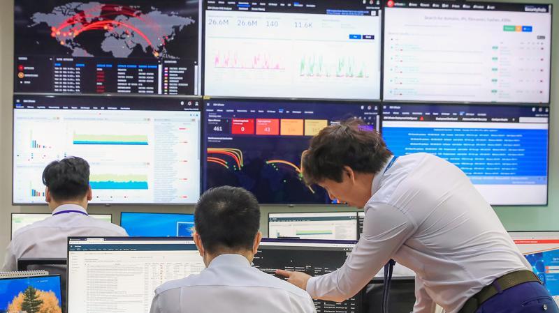 Dự án lần này sẽ tập trung vào việc triển khai và tích hợp các công cụ mới và nâng cao SOC hiện có, đồng thời phát hiện và ứng phó với các sự cố an ninh mạng hiệu quả hơn.