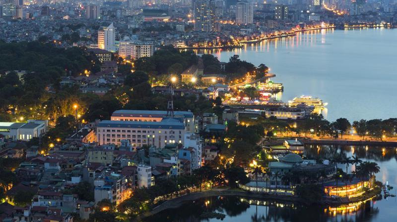 Việt Nam nổi lên là một trong những điểm đến sản xuất hàng đầu tại khu vực Đông Nam Á - Ảnh: NYTimes