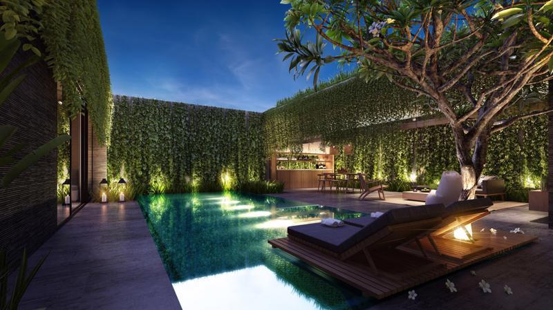 Wyndham Garden Phú Quốc - biệt thự biển giá trị thực chỉ từ 9 tỷ/căn trọn nội thất tại Bãi Trường với lối kiến trúc Private Villas theo xu hướng Go Green độc đáo.