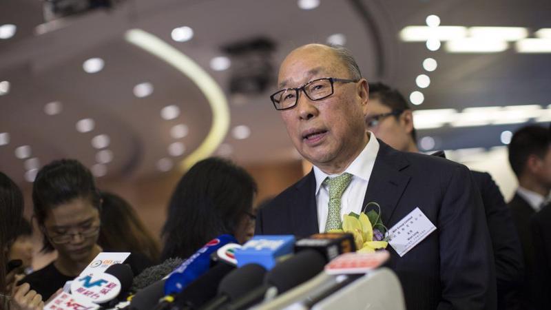 Ông Wan Long - Ảnh: Bloomberg.