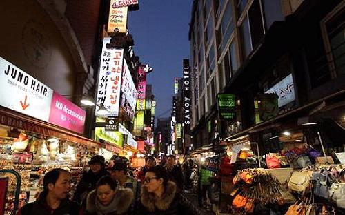 Hàn Quốc là nước thứ 2 sau Trung Quốc cấm hoạt động ICO - Ảnh: Getty Images.