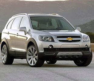 Chevrolet Captiva là mẫu xe có mức giảm giá cao nhất, vừa đủ bù đắp cho mức tăng lệ phí trước bạ.