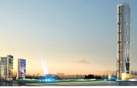 """Sau khi có chỉ đạo của Thủ tướng, Petro Vietnam với tư cách là chủ đầu tư, đã quyết định không tiếp tục tham gia đầu tư dự án tháp dầu khí cao 102 tầng (hàm ý là """"có một không hai"""" tại Việt Nam), nhằm từng bước ra khỏi lĩnh vực đầu tư bất động sản."""