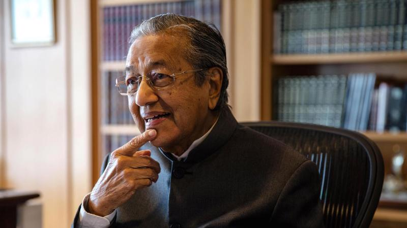 Thủ tướng Mahathir Mohamad của Malaysia - Ảnh: Getty Images.