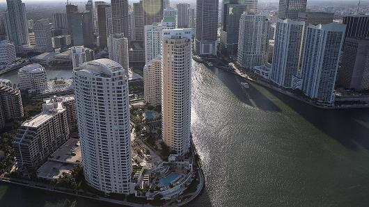 Miami, bang Floria (Mỹ) - Ảnh: Getty Images.