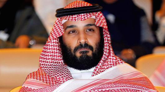Thái tử Mohammed bin Salman - người đứng sau chiến dịch chống tham nhũng tại Saudi Arabia vào cuối năm ngoái.