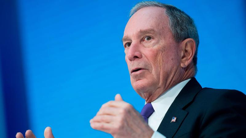 Tỷ phú Michael Bloomberg - Ảnh: Getty Images.