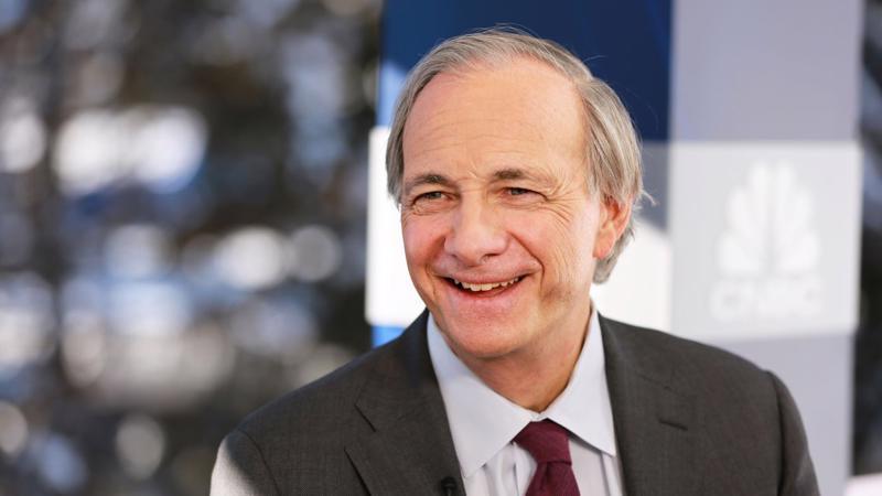 Ray Dalio, người sáng lập hãng đầu tư Bridgewater Associates - Ảnh: CNBC.
