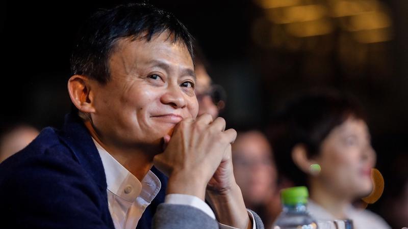 Người đồng sáng lập, cựu chủ tịch Alibaba Group, Jack Ma - Ảnh: Getty Images.
