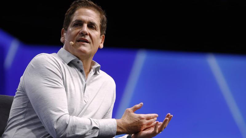 Tỷ phú Mark Cuban - Ảnh: Getty Images