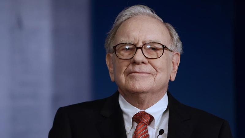 Tỷ phú Warren Buffett - Ảnh: Getty Images