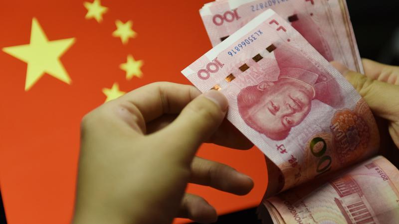 Trung Quốc đang đẩy mạnh thí điển tiền kỹ thuật số riêng - Ảnh: AP