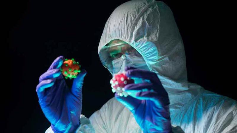 Biến thể Covid-19 mới được phát hiện ở Nam Phi hiện đã xuất hiện tại nhiều nước trên thế giới - Ảnh: Getty Images