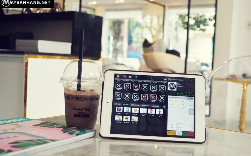 """Giá sử dụng Maybanhang.net dao động từ 19.000/tháng, dành cho mô hình kinh doanh cơ bản nhất với những khách hàng """"siêu nhỏ"""" như tiệm trà chỉ 2-3 bàn hay cửa hàng phở."""