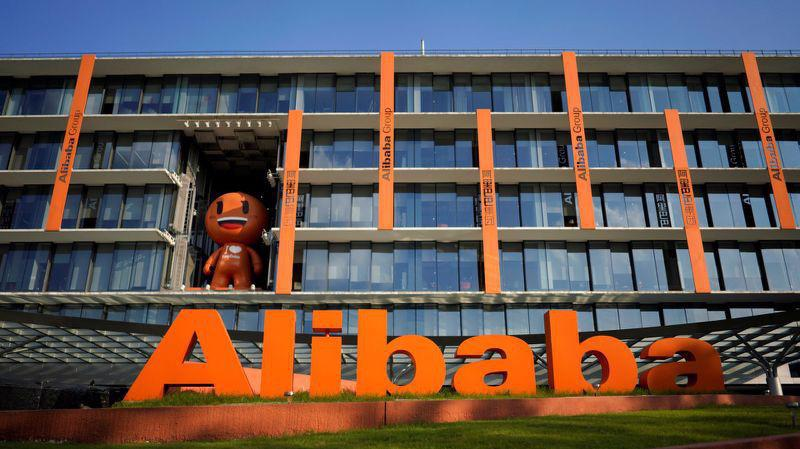 Alibaba dự kiến sẽ phát hành 500 triệu cổ phiếu mới trên sàn chứng khoán Hồng Kông - Ảnh: Reuters.