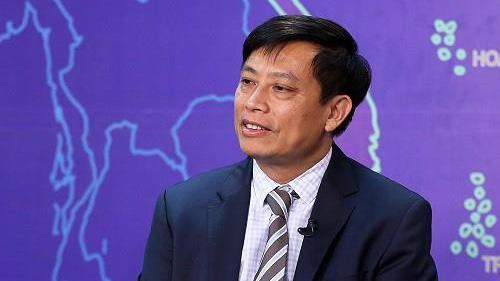 Ông Đặng Hoàng Hải, Cục trưởng Cục Thương mại điện tử và Kinh tế số