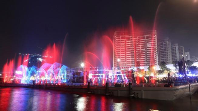 Những tiện ích đắt giá đang được đầu tư ngày càng mạnh tay tại nhiều dự án tại Nam Sài Gòn.