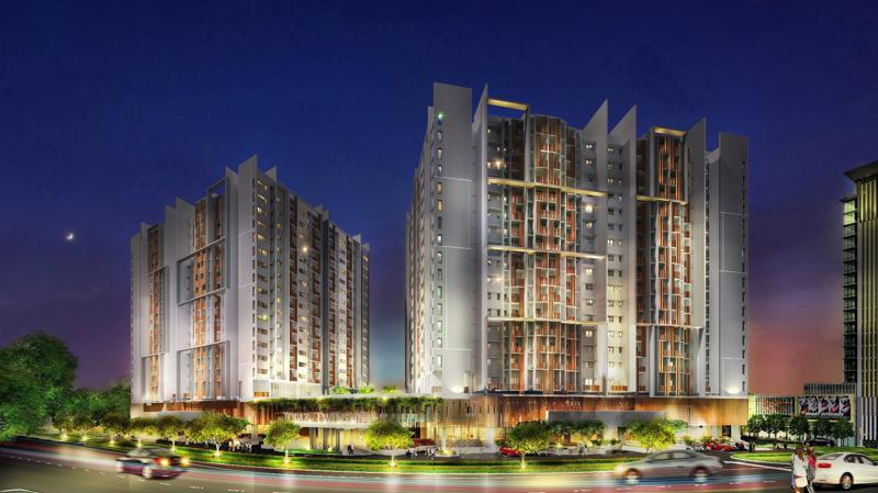 Một trong những ưu điểm của căn hộ dịch vụ là có sổ hồng sở hữu căn hộ.