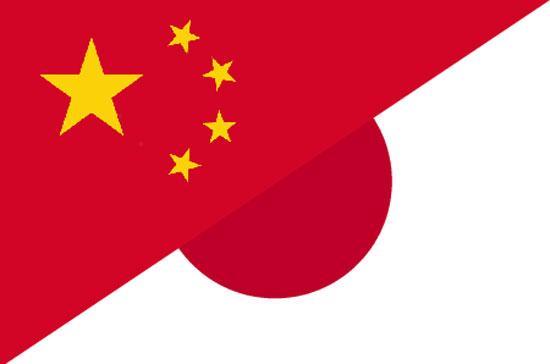 Cán cân sức mạnh kinh tế Trung - Nhật đang thay đổi.