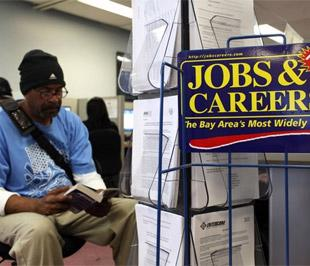 Cuộc điều tra của Blue Chip dự báo, thất nghiệp sẽ tiếp tục là một vấn đề lớn của nước này. Trong đó, tỷ lệ thất nghiệp được dự báo sẽ đạt đỉnh trên 10% vào cuối năm nay hoặc đầu năm tới - Ảnh: Getty.