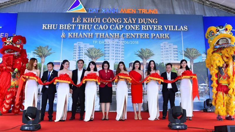 Dự án One River mang chuẩn mực của một khu biệt thự nghỉ dưỡng 5 sao theo tiêu chuẩn quốc tế.