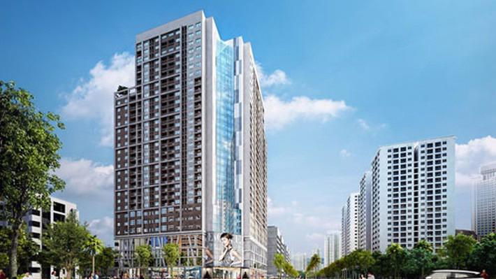 Golden Field Mỹ Đình - dự án nằm trong chuỗi Field của MBLand Holdings.