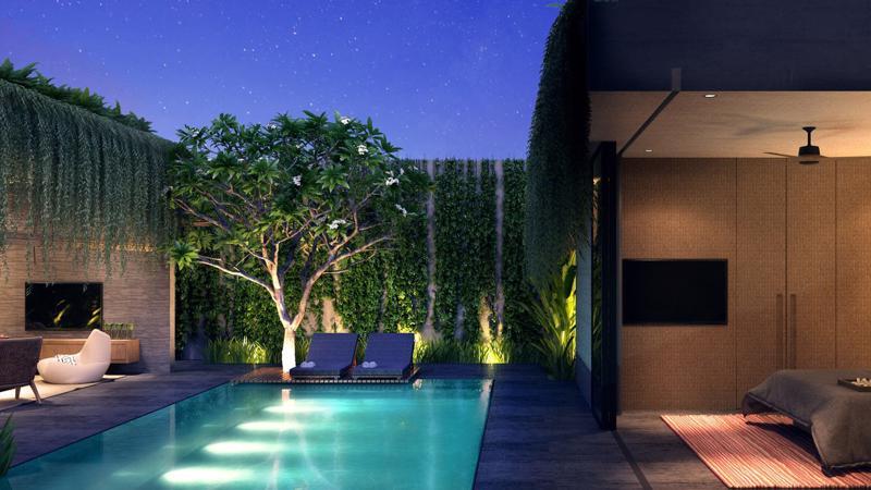 Wyndham Garden Phú Quốc sở hữu kiến trúc độc đáo tại Bãi Trường đảm bảo công suất cho thuê và lợi tức thu về trên 10%/năm.