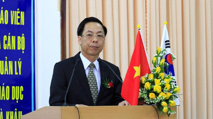 Tân Phó tổng Thanh tra Chính phủ Trần Ngọc Liêm.