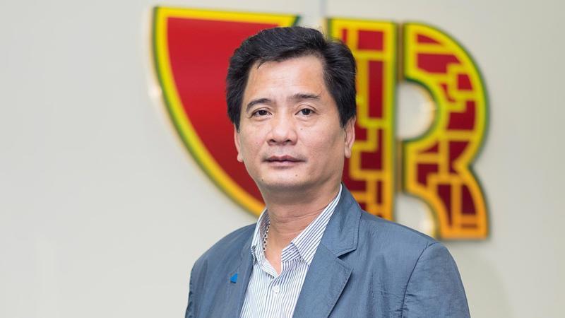 Ông Nguyễn Văn Đính - Phó chủ tịch Hội Môi giới Bất động sản Việt Nam.