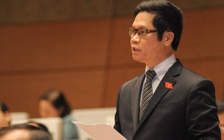 Chủ tịch Phòng Thương mại và Công nghiệp Việt Nam, ông Vũ Tiến Lộc.