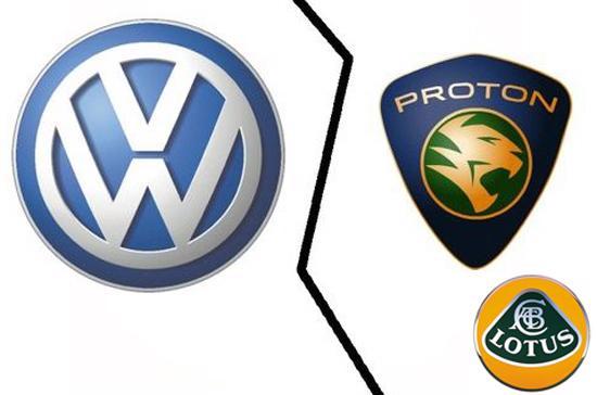 """Proton đang """"che chắn"""" để giữ Lotus trước sự nhòm ngó của Volkswagen."""