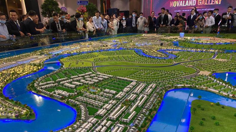 Novaland đã bơm vào các dự án gần 1 tỷ USD trong 12 tháng qua