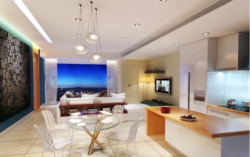 Toàn bộ dự án có 250 căn hộ với 24 loại khác nhau, giá bán từ khoảng 300.000 USD lên tới hàng triệu USD/căn, dự kiến bàn giao cho khách hàng vào quý 4/2011.