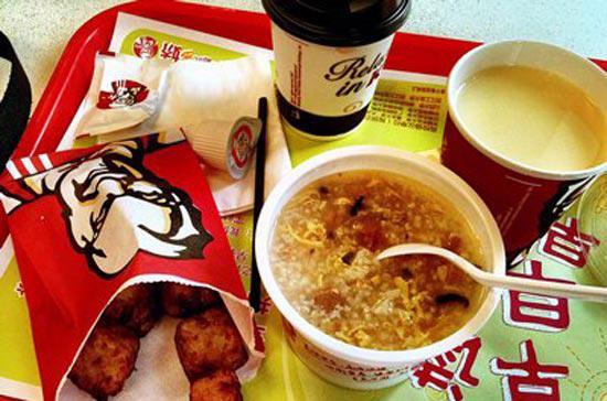 Chuỗi cửa hàng ăn nhanh KFC đang chiếm tới 40% thị phần ở Trung Quốc - Ảnh: BI.