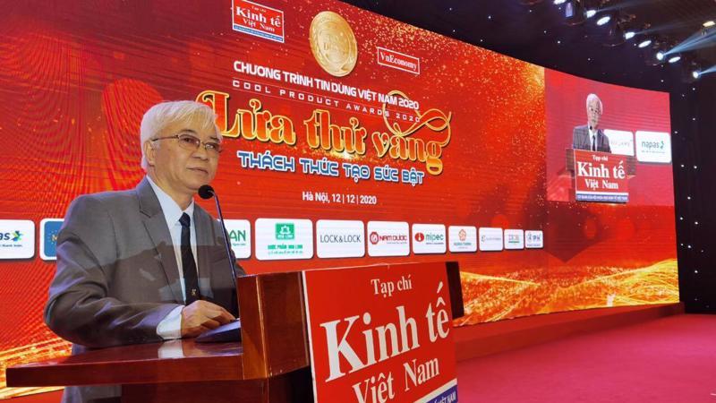 Ông Chử Văn Lâm, Tổng biên tập Tạp chí Kinh tế Việt Nam - VnEconomy - Vietnam Economic Times.