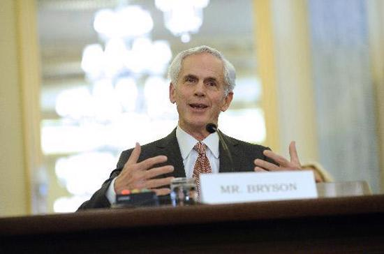 Ông John Bryson - Ảnh: THX.