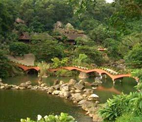Khu du lịch Thiên Sơn - Suối Ngà (Ba Vì) - Ảnh: TT.