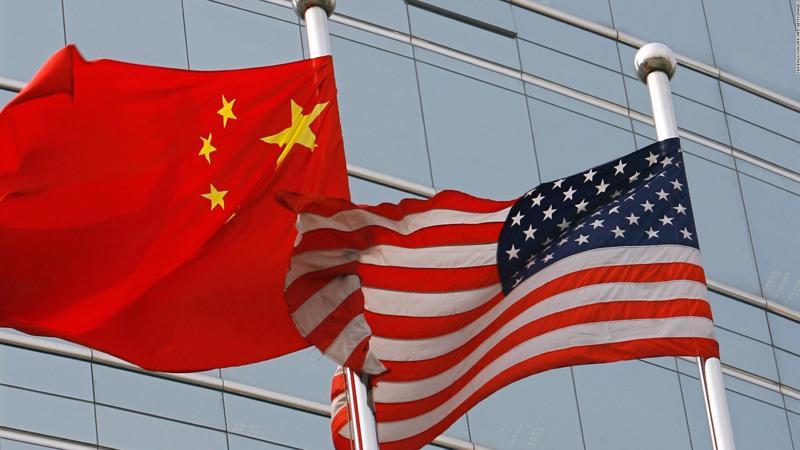 Chiến tranh thương mại Mỹ - Trung đã kéo dài hơn một năm - Ảnh: CNN.