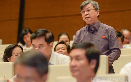 Đại biểu Quốc hội Trương Trọng Nghĩa.<br>