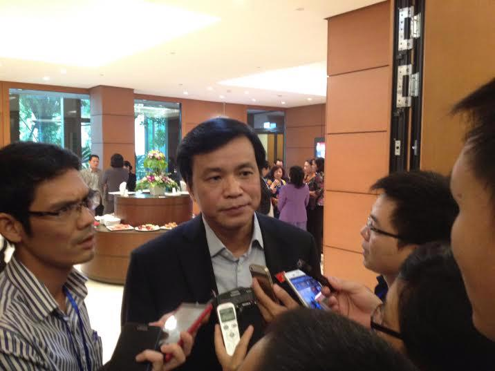 Ông Nguyễn Hạnh Phúc, Chủ nhiệm Văn phòng Quốc hội, sẽ là Tổng thư ký Quốc hội khóa 13.<br>
