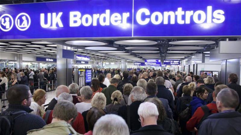 Những nước có lượng di dân không có giấy tờ tìm cách nhập cư trái phép vào Anh nhiều nhất trong năm 2018 gồm Eritrea, Iraq, Afghanistan, Iran, Albania, Sudan, Việt Nam, Pakistan, Syria và Ethiopia - Ảnh: Getty Images.