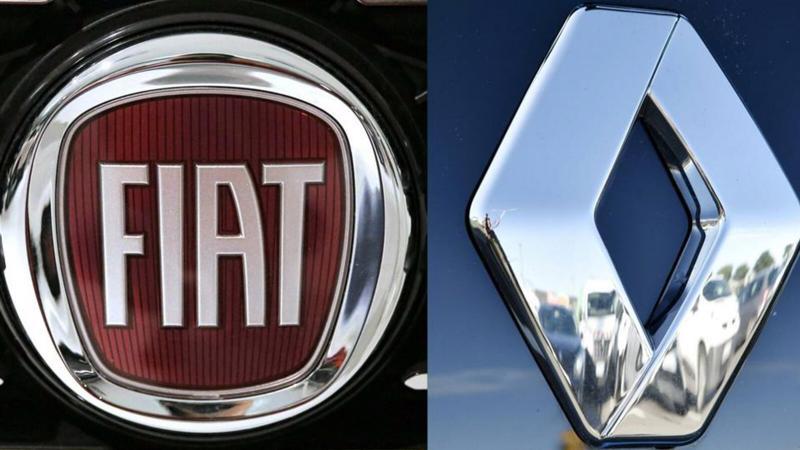Thông tin sáp nhập đẩy giá cổ phiếu Renault và Fiat Chrysler tăng lần lượt hơn 15% và 11% trong phiên giao dịch ngày thứ Hai.